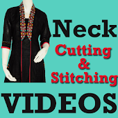 Neck Designs Cutting Stitching Videos App