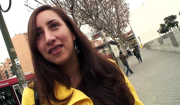 Pilladas: Nicole Ze ¡Nueva en la ciudad!