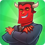 Idle Demon Clicker Icon