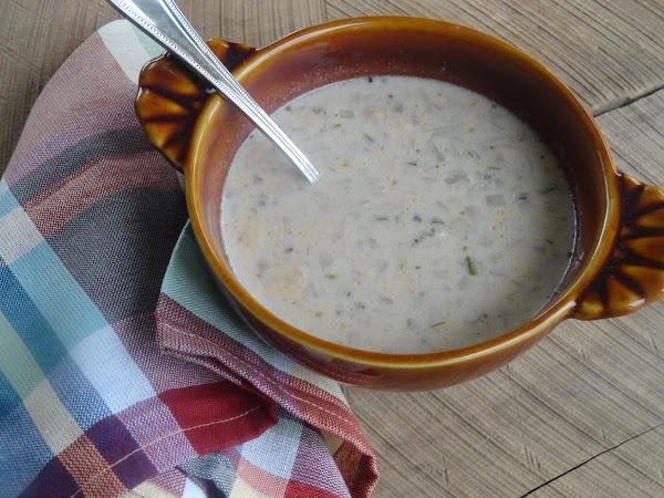 Sweet Onion Potato Soup Recipe