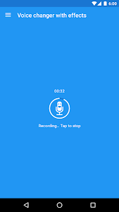 Voice changer with effects 3.7.7