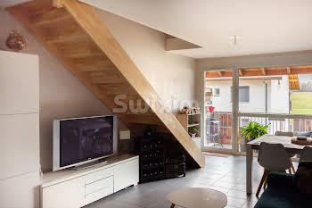 Appartement 4 pièces 131,97 m2