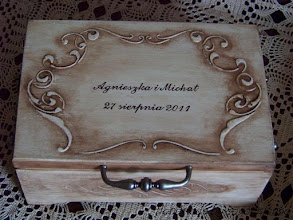 Photo: WEDDING WOODEN BOX 2