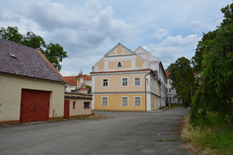 Photo: Klasztor Jezuitów.