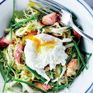 Frisee-Lardon Salad