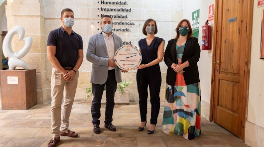 17 miembros del Plan de Empleo de Cruz Roja realizarán prácticas como jardineros