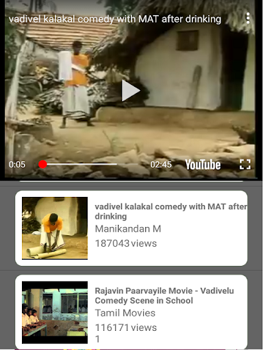 Tamil Movies Comedy & Best T V Comedy Shows Videos 1.5 screenshots 4
