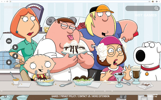 Family Guy Hd Wallpapers New Tab