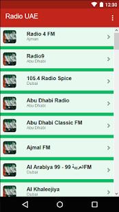Radio UAE - náhled