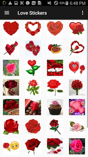 ILove Stickers - Free screenshot 3