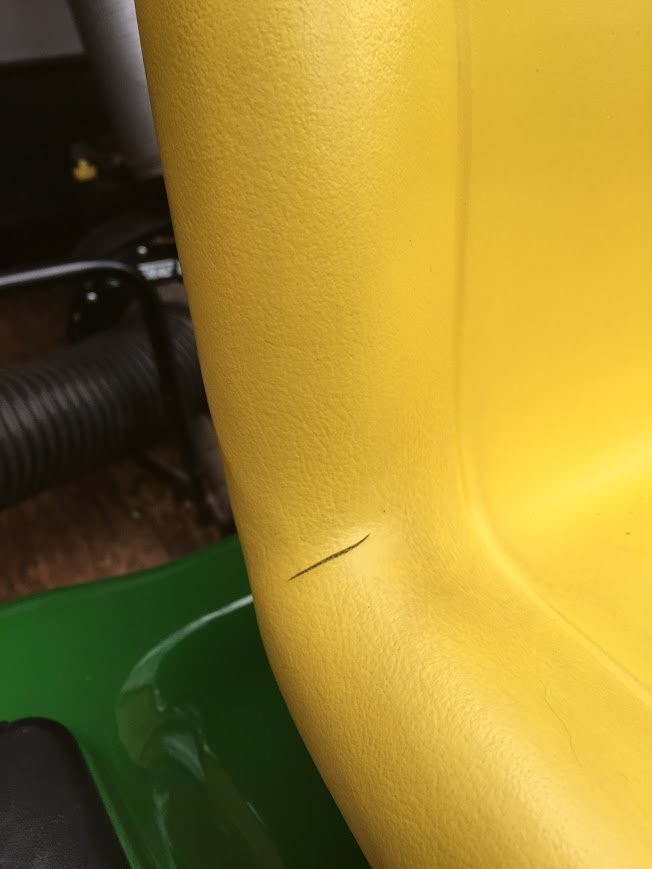 Seat Vinyl Cracks Appear After Only 1 Year Page 6