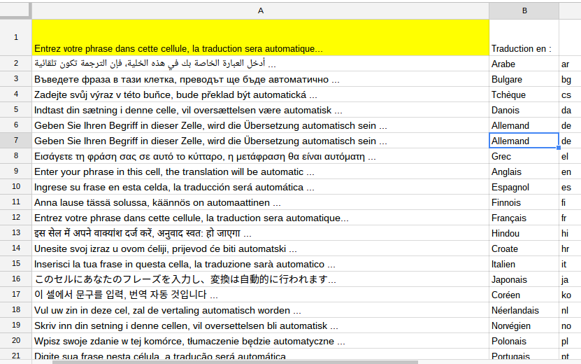 Gsheet   Traduction automatique en 24 langues   Google Sheets.png