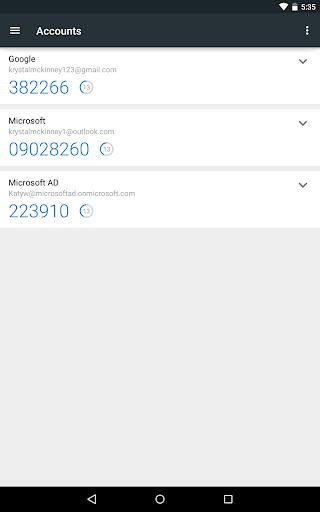 Azure Authenticator v4.4.0