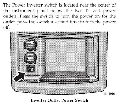 115 Volt Power Outlet