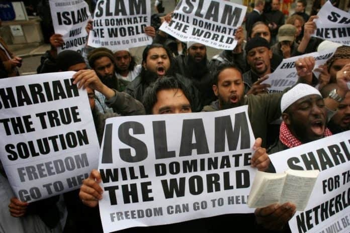 Sleepers must awake to the application of Sharia in the West