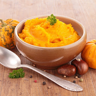 Baked Pie Pumpkin Puree