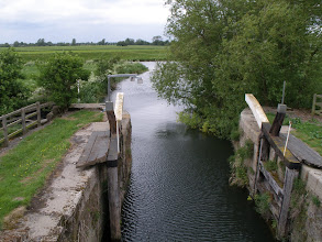 Photo: View from Swaffham Lock