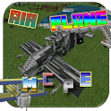 Airplane Mod For Minecraft Pe icon
