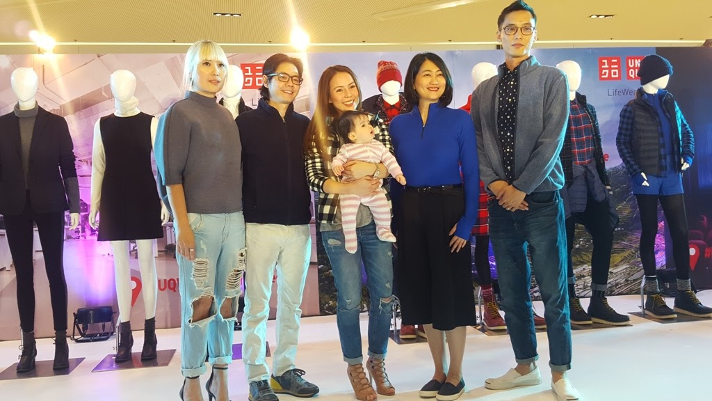 UNIQLO ALL-NEW FLEECE CONCEPTS LAUNCH AT SM AURA PREMIER