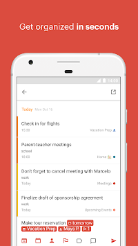 Todoist: To-do-liste APK screenshot thumbnail 1