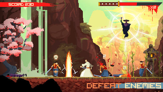 Super Samurai Rampage- screenshot thumbnail