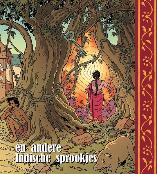 Gideons droom en andere Indische sprookjes in De Nieuwe Regentes theater