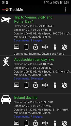 TrackMe (Official) screenshot 2