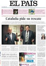 Photo: Cataluña pide su rescate, muere Gregorio Peces-Barba, yla aviación de El Asad bombardea Alepo para frenar el avance rebelde, entre los temas de nuestra portada de EL PAÍS del miércoles 25 de julio de 2012. http://srv00.epimg.net/pdf/elpais/1aPagina/2012/07/ep-20120725.pdf