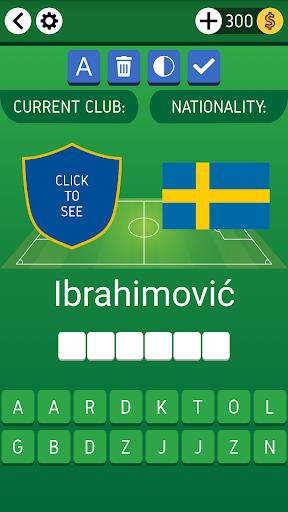 Names of Soccer Stars Quiz  screenshots 2