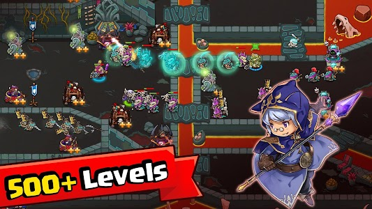 Crazy Defense Heroes: Tower Defense Strategy Game 2.3.5