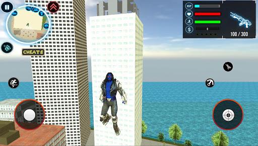 Satan Rope Hero Gangstar Crime 1.4 Screenshots 5