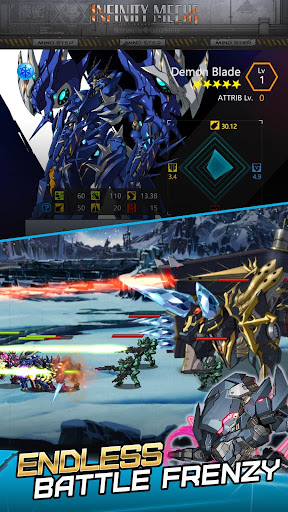 Infinity Mechs filehippodl screenshot 13