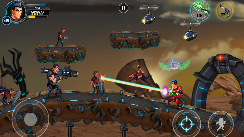 Alpha Guns 2 Screenshot 12