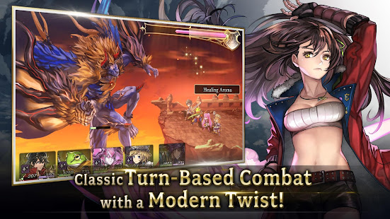 Mod Game ANOTHER EDEN MENU for Android