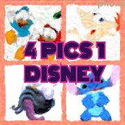 4 Pics 1 Disney