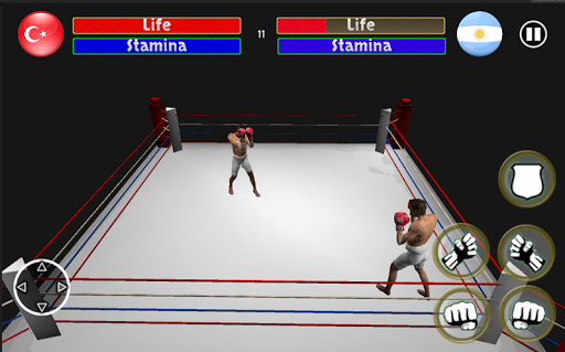 Real Boxing 2016 Game