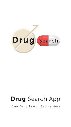 Drug Search App