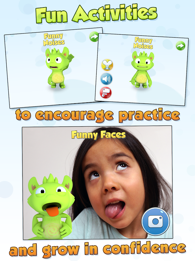Phonics with Phonzy- screenshot