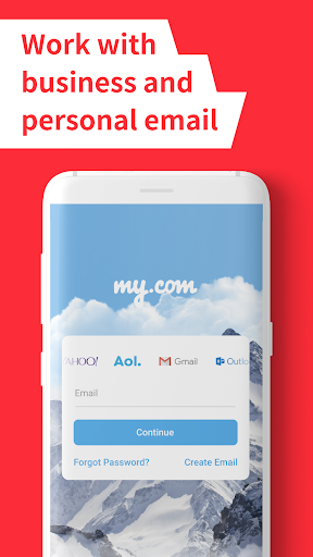 myMail – Email for Hotmail, Gmail and Outlook Mail 11.2.0.28120 screenshots n 1