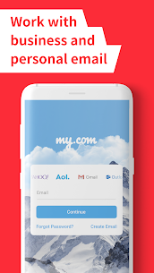 myMail – Email for Hotmail, Gmail and Outlook Mail 1