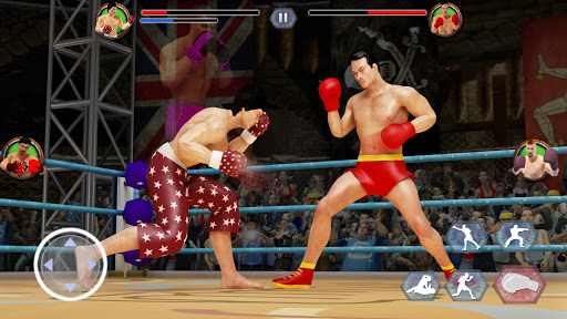 World Tag Team Super Punch Boxing Star Champion 3D 2.1 screenshots 2