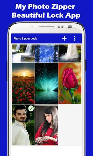 Photo Zip Lock - My Photo Lock
