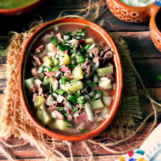 Carne en Su Jugo - Estilo Jalisco.