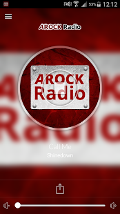 AROCK Radio- screenshot thumbnail