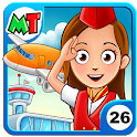 My Town : Airport icon