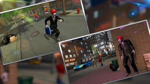 Killer Clown Vegas City Real Gangster 1.0.5 screenshots 4