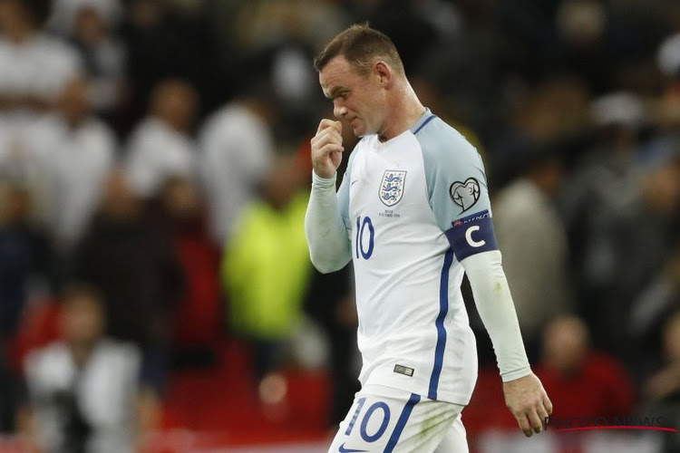 """Southgate verdedigt beslissing om Rooney uit het team te weren: """"Wat moest ik doen?"""""""