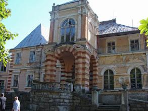 Photo: Rozdół - pałac Lanckorońskich. Fot. Stanisław Burlikowski.
