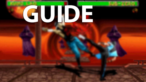 Guide For MORTAL KOMBAT screenshot 3