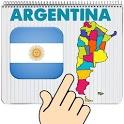 Juego del Mapa de Argentina icon
